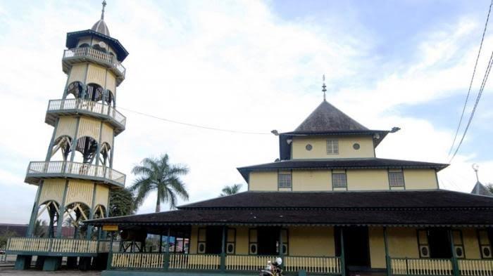 Masyarakat Samarinda Dikenal Religius, Inilah 3 Tempat Ibadah yang Dibangun Sejak Abad 19