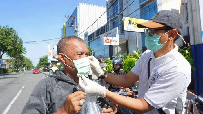 Jangan Sekali-kali Oleskan Disinfektan atau Minyak Kayu Putih ke Masker Bedah, Berbahaya!