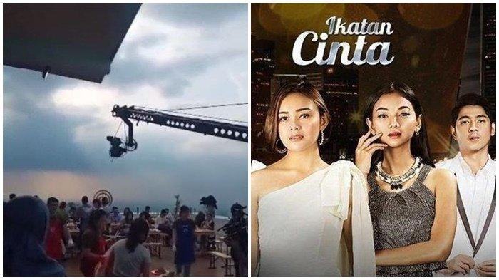 MasterChef Indonesia 8 Syuting di Lokasi Ikatan Cinta, Offside Challenge untuk Amanda & Arya Saloka?