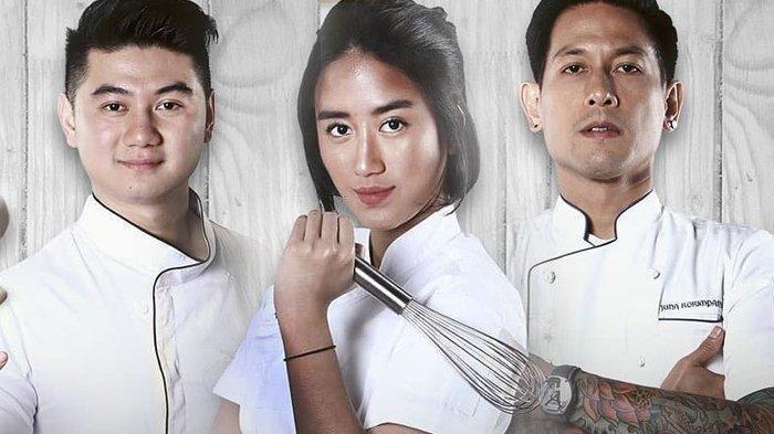 SINGGUNG Rasa Bosan di MasterChef Indonesia, Jawaban Arnold Poernomo dan Juna, Renatta: Babak Belur