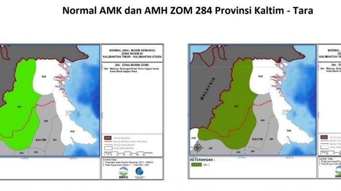 BMKG Sebut Kaltara Masuk Dalam Deretan Wilayah Kekeringan Meteorologis, Bagaimana Nunukan?