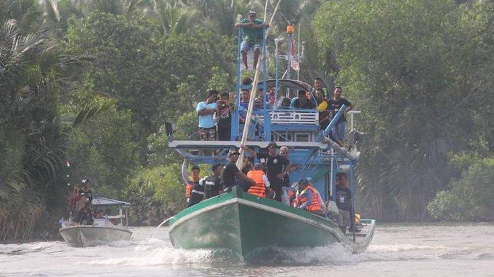 Digelar di Kampung Logpond, Waru 20-22 Mei, Olai and River Festival Datangkan Wisatawan Mancanegara