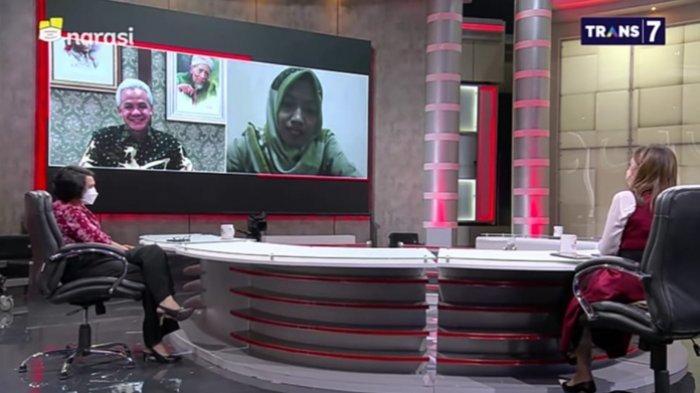 Di Mata Najwa, Guru Asal Kebumen Cerita Uji Nyali Saat Kunjungi Siswa, Reaksi Ganjar Pranowo