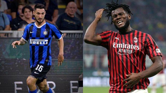 Inter Milan dan AC Milan Sepakat Tukar Pemain, Matteo Politano dan Kessie Bakal Berganti Kostum