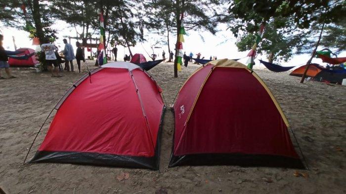 Wisata di Kukar, Pantai Jingga Muara Badak Gelar Komunitas Kemah, Mau Gabung? Ini Cara Daftarnya