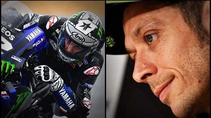 UPDATE MotoGP: Terbongkar! Kebiasaan Rossi Saat Didera Masalah, Eks Setim di Yamaha Hilang Motivasi?