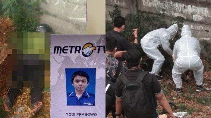 Fakta Baru, Editor Metro TV Kerap Nongkrong di Warung Dekat Jasadnya Ditemukan, Dibunuh Orang Dekat?