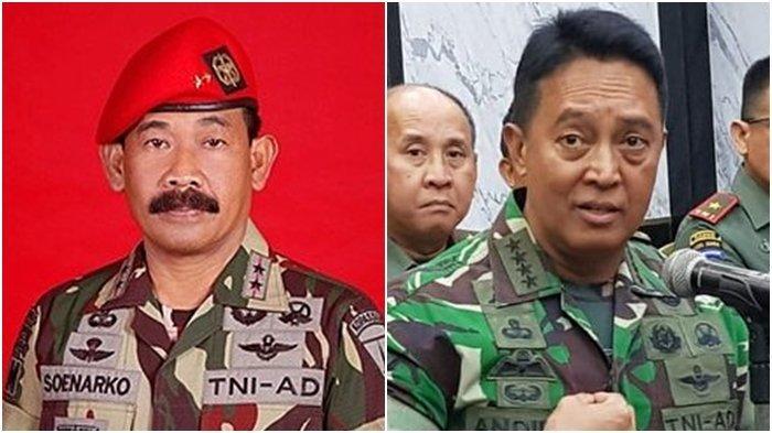 Mayjen TNI Purn Soenarko Tersangka Lagi, KSAD Jenderal Andika Perkasa Ogah Tunduk pada Purnawirawan