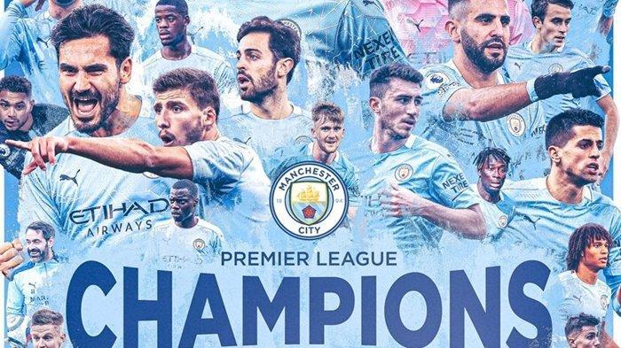 TERBARU Hasil & Klasemen Liga Inggris: Man City Raih Gelar Juara Usai MU Takluk dari Leicester City