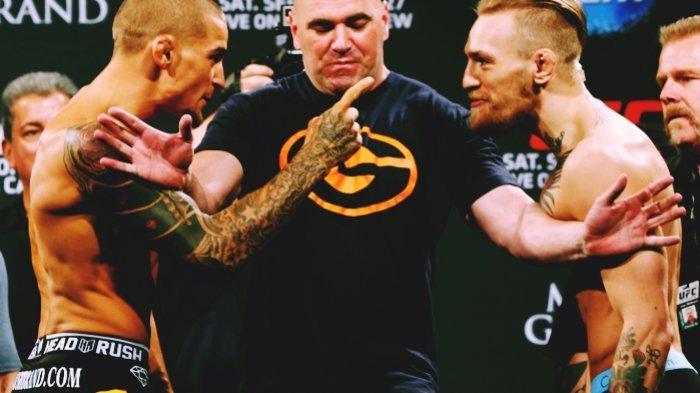 LINK Tonton UFC 257, Conor McGregor vs Dustin Poirier, Deja Vu Petarung Terbaik, Lupakan Ronde 1