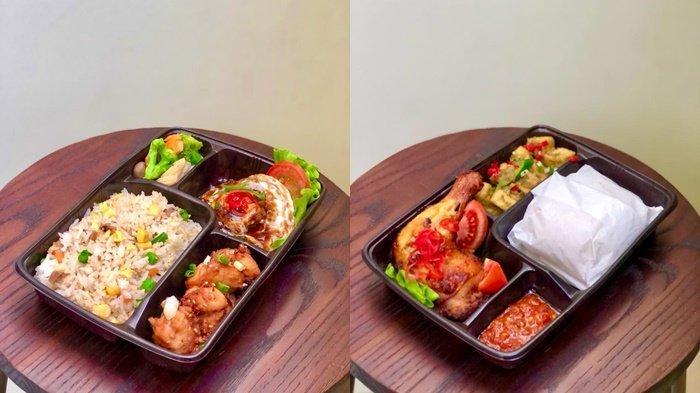 Platinum Hadirkan Menu Terbaru Meal Box Package, Gratis Pengantaran Minimal Pembelian 2 Box