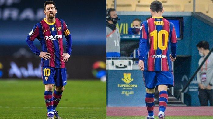 SAGA TRANSFER - Babak Baru Karir La Pulga Hengkang dari Barcelona, Keputusan pada Messi Gabung PSG