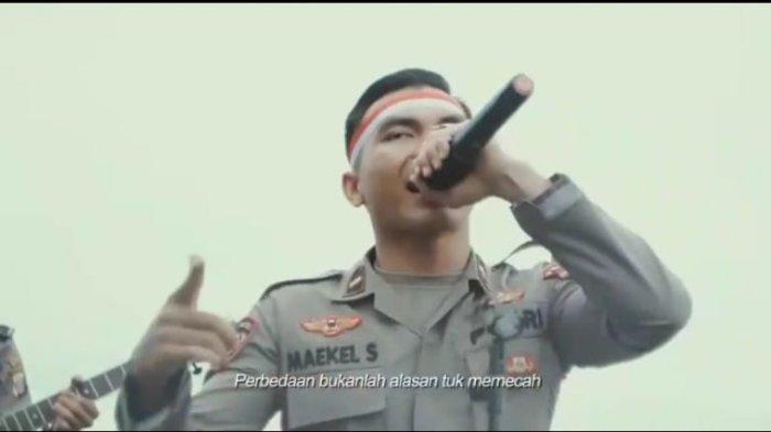 Banyaknya Berita Hoaks, Polda Kaltim Persembahkan Video Klip Pemuda Indonesia, Simak Lirik Lagunya
