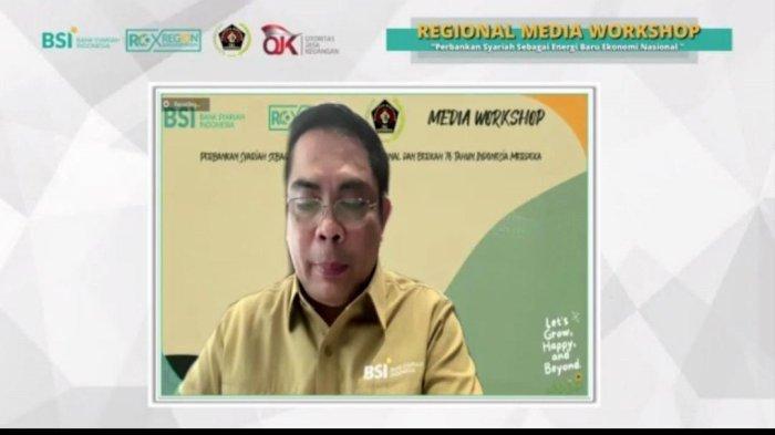 Tingkatkan Literasi Perbankan Syariah, BSI Lanjutkan Media Workshop di Kalimantan