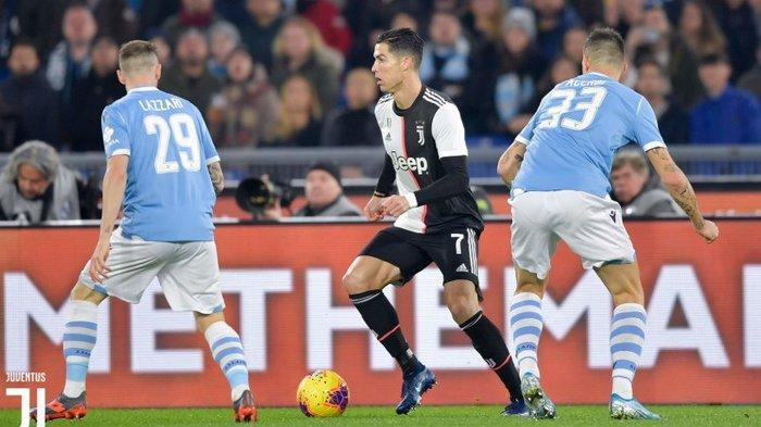Prediksi, Line Up & Jadwal Tayang Liga Italia Malam Ini, Juventus vs Lazio, Skuad Pirlo Pincang