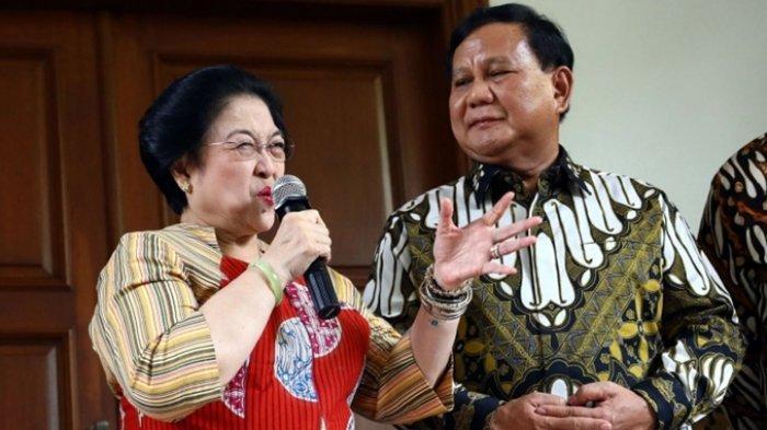 King/Queen Maker di 2024 Versi Survei LSI Denny JA ada Megawati, Prabowo dan Airlangga
