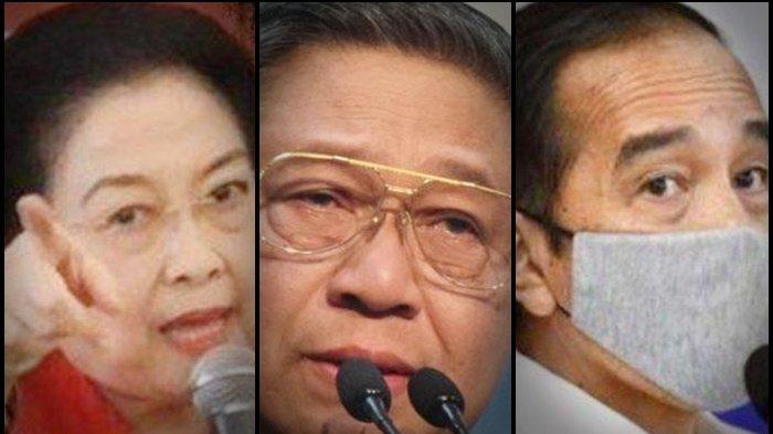 TERBONGKAR Asal-usul UU ITE, Libatkan 3 Presiden! Dirancang Megawati, Disahkan SBY, Direvisi Jokowi
