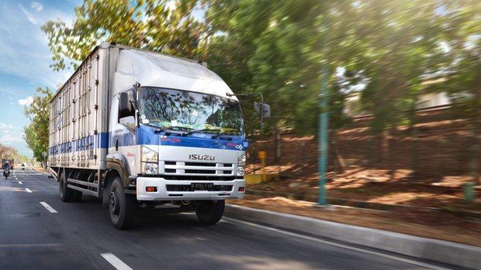 Kendaraan Over Dimensi dan Over Loading Makin Marak, Isuzu Turun Tangan Dukung Program Pemerintah