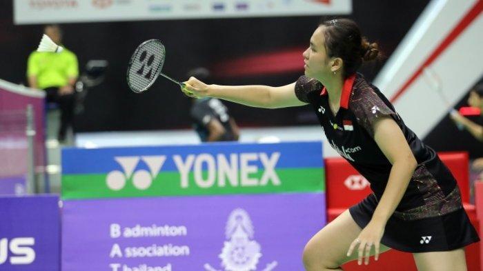 Praveen/Melati Jadi Juara Denmark Open 2019, Ini Profil Melati Daeva Oktavianti yang Jadi Perhatian