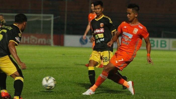 Bek Sayap Borneo FC Samarinda Abdul Rachman Jalani Latihan Terpisah, Ini Sebabnya