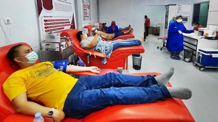 UPDATE Stok Donor di PMI Samarinda Sabtu 18 September, Hanya Bertahan 3 Hari ke Depan