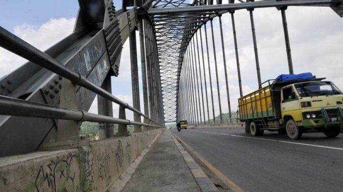 Terlalu Sering Dilewati Kendaraan Berat, Pemkot Samarinda Ingin Kurangi Beban Jembatan Mahulu