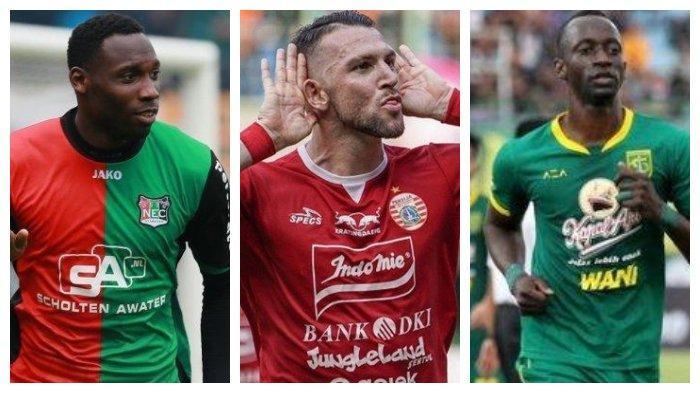 Membedah Lini Serang Persib, Persija dan Persebaya di Liga 1 2020, Siapa yang Paling Tajam?