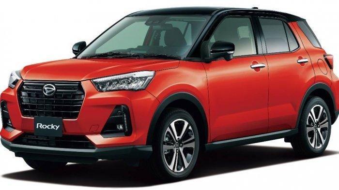 Harga Daihatsu Rocky di Balikpapan, Mobil yang Dilengkapi Fitur Terkini Tampil Lebih Modern