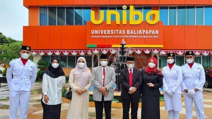 Peringati HUT ke-76 RI, Universitas Balikpapan Gelar Lomba, Upacara hingga Webinar
