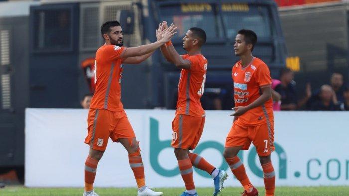 Pemain Borneo FC Bakal Disanksi, Jika Ini Yang Terjadi Jelang Laga Kontra Arema FC