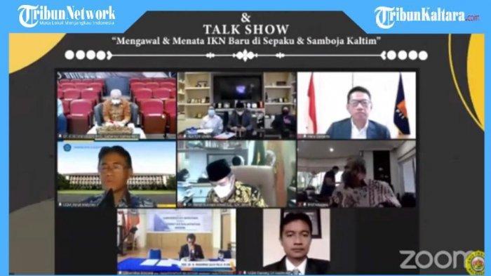 Dukung Pembangunan IKN, Uniba Lakukan Talk Show Antarlembaga Pendidikan Perguruan Tinggi