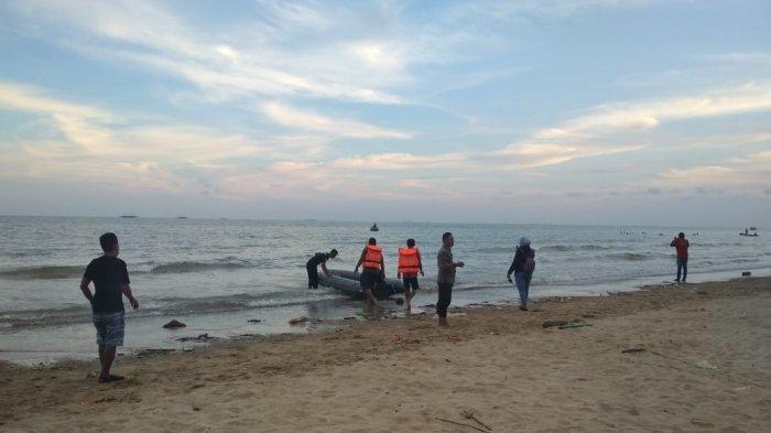 Pemuda Asal Tarakan yang Hilang di Kawasan Pantai Manggar Diduga Mengalami Gangguan Jiwa