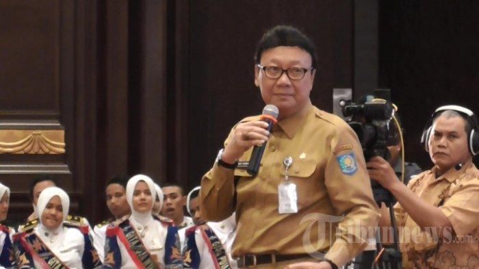 Klarifikasi Kemenpan RB Tjahjo Kumolo Soal Uang Pensiun PNS - ASN di Era Jokowi, Bukan Rp 1 Miliar