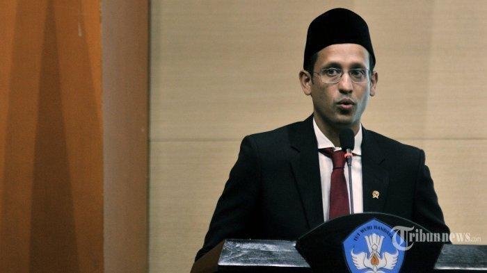 Nadiem Makarim Bereaksi, Minta Pelaku Pemaksaan Jilbab Pada Siswa Non Muslim di Padang Disanksi