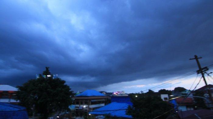 Prakiraan Cuaca Samarinda Hari Ini, Selasa 14 Juli 2020, Memasuki Tengah Malam Turun Hujan Lokal