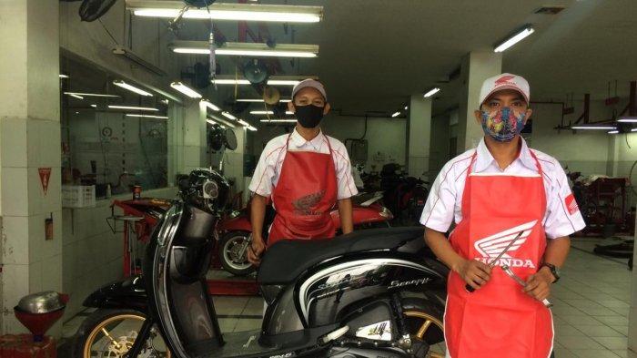 Apresiasi Konsumen di Kalimantan Timur, AHASS Beri Paket Promo Jaminan Service Mulai Rp 25 Ribu