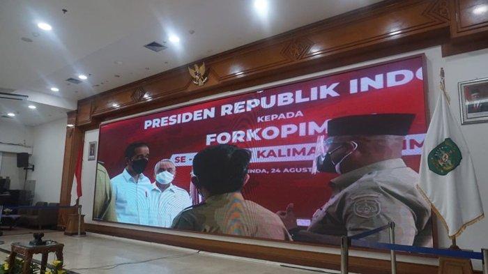 Wabup Ikuti Arahan Presiden secara Virtual, Jokowi Minta Jangan Lengah, Segera Percepat Vaksinasi