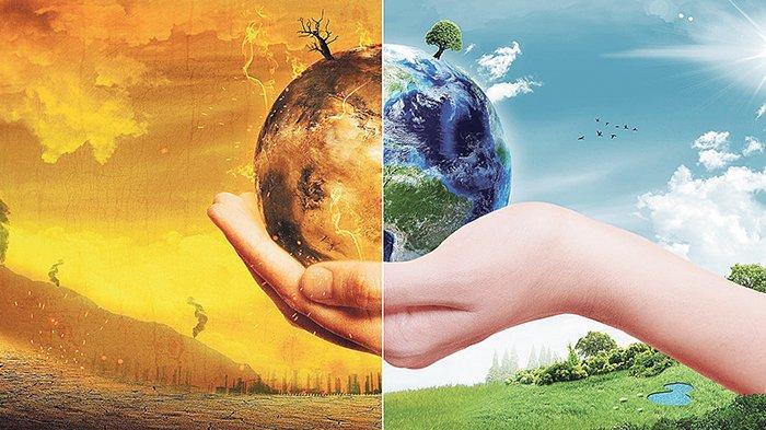 Mengurangi Dampak Pemanasan Global