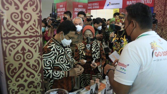 Pertamina Gelar SMEXPO 2021 di Samarinda, Dukung Gerakan Nasional Bangga Buatan Indonesia