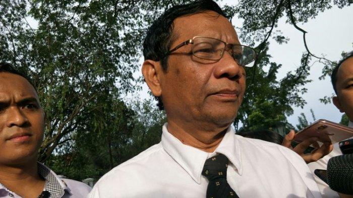 Di ILC, Mahfud MD Serang Rizal Ramli Karena Terus Kritik Jokowi, Apa Sih yang Dipuji dari Negara Ini