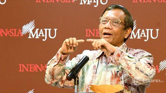 Andai Duduk di Posisi Jokowi, Mahfud MD Angkat Novel Baswedan Jadi Jaksa Agung, Selamatkan UU KPK