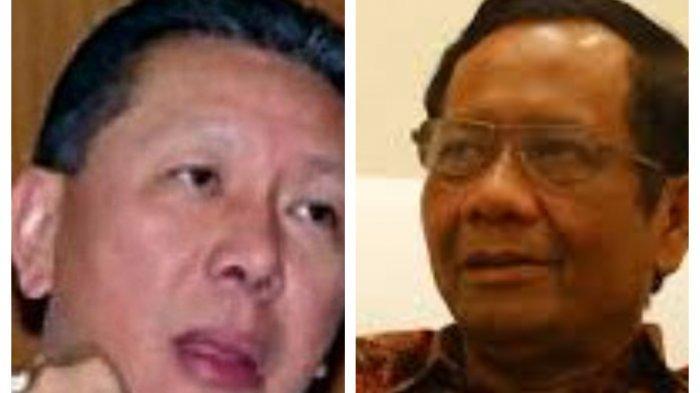 Mahfud MD Telepon ST Burhanuddin, Perintahkan Polisi dan Kejaksaan Bekuk DPO Ini, Jebloskan Penjara