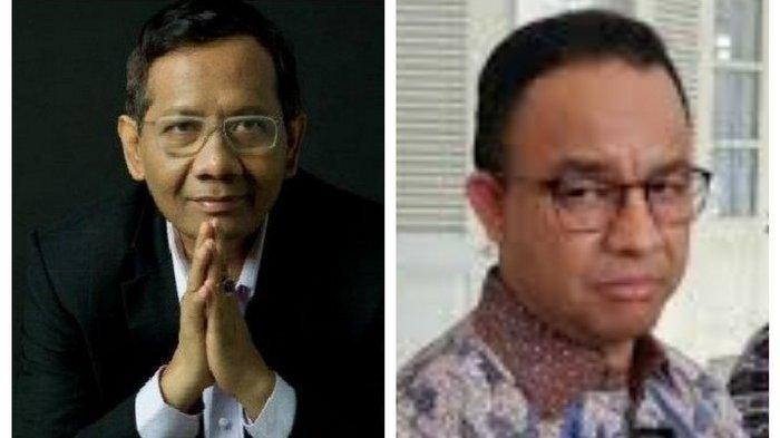 Bukan Demi Kesehatan Warga Jakarta, Mahfud MD Bongkar Motif Anies Baswedan Tunda Formula E di Monas