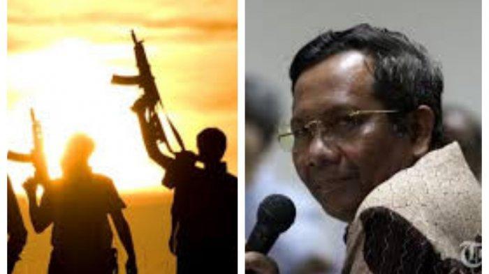 Disindir Rocky Gerung, Mahfud MD Bocorkan Jokowi Punya Sebutan Lain untuk Kaum Radikal, Ini Dia