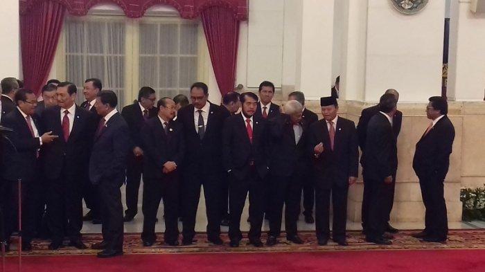 Wiranto dan Luhut Urutan 2 dan 3 Menteri 'Termahsyur' Twitter, Banyak Emosi Amarah hingga Harapan