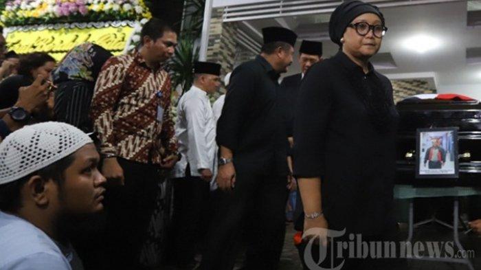 Pemakaman Sutopo Purwo Nugroho, Cerita Penggali Kubur: Tanahnya Gembur sehingga Mudah Digali
