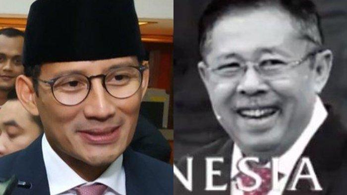Blak-blakan ke Bos ILC Karni Ilyas, Sandiaga Uno Bocorkan Tolak Tawaran Prabowo, Pendukung Kecewa
