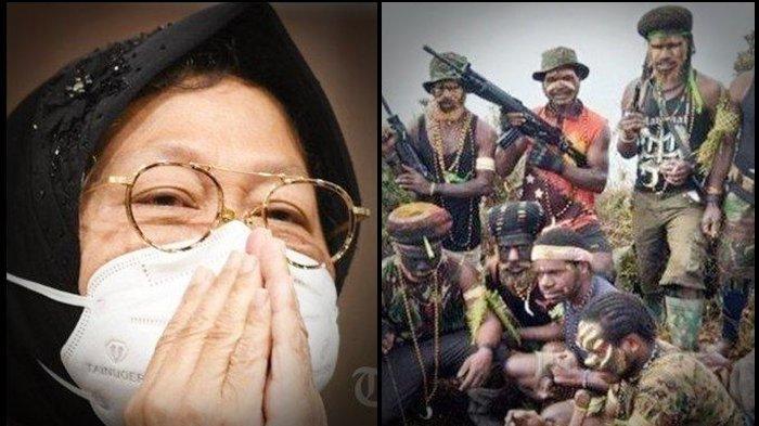 Mensos Risma Mau Bertolak ke Papua tak Takut KKB, Ingin Tengok Warga tapi tak Dapat Izin Presiden