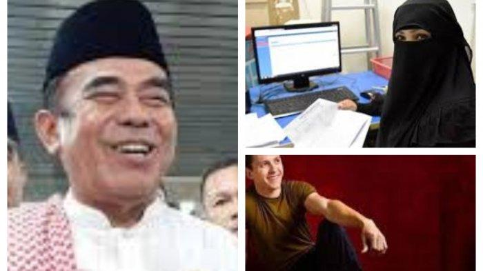 Menkopolhukam Mahfud MD Jelaskan Alasan Menteri Agama Fachrul Razi Larang Celana Cingkrang dan Cadar