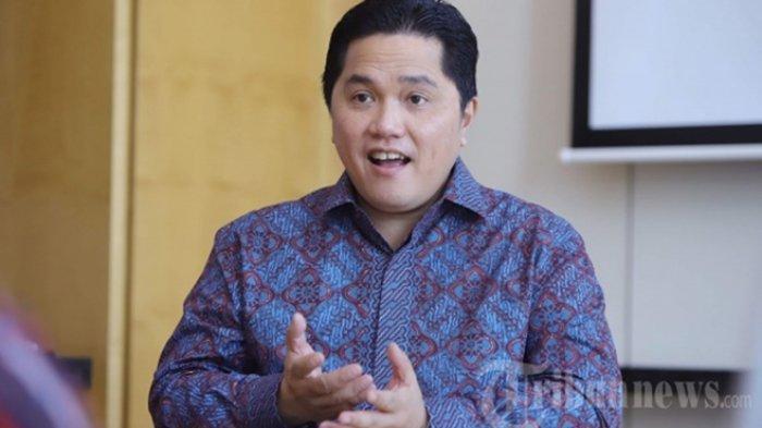 Deretan Gebrakan Menteri BUMN Erick Thohir, Yunarto Wijaya Bandingkan dengan Rini Soemarno